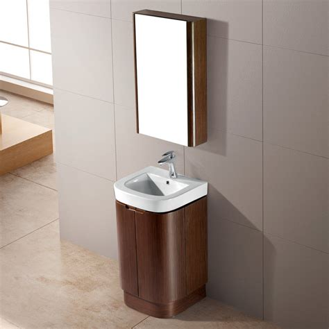 20 Inch Bathroom Vanities Vg09017118k 20 Inch Calantha Single Bathroom Vanity With Medicine Cabinet Modern Bathroom