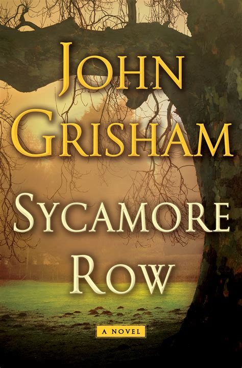 october a novel books cover for sycamore row revealed post bookpage