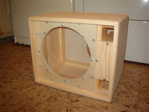 Guitar Speaker Cabinet Design by Ported Cabs