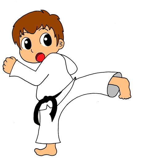 karate clipart taekwondo clipart cliparts co