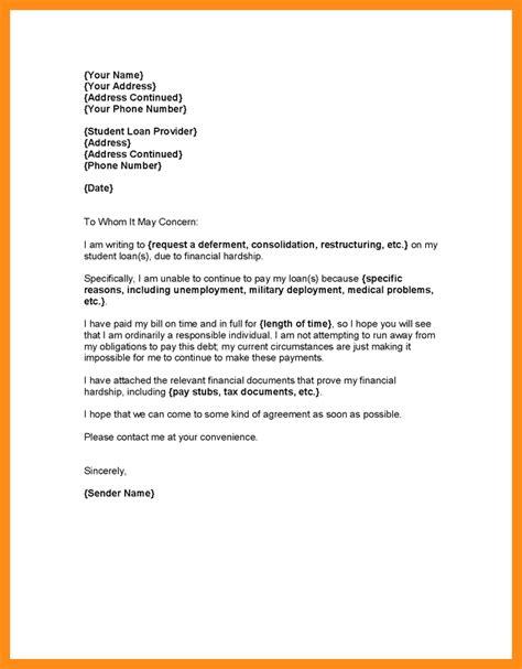 hardship payment letter sle hardship letter for loan modification docoments ojazlink