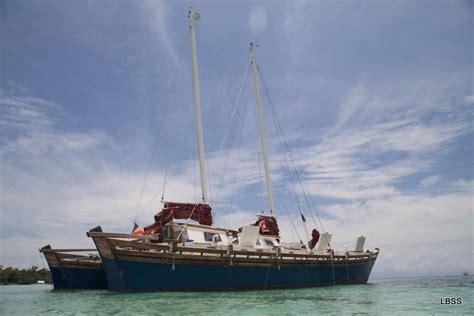 wharram catamaran australia 2016 catamaran wharram islander 55 sail boat for sale
