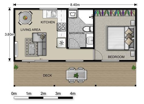 Shotgun House Floor Plans by Granny Flat Plans