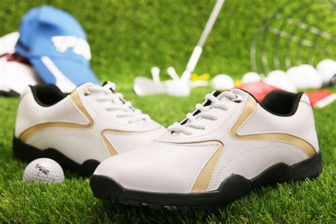 Soft Eu 44 Intl sport soft golf shoes color white size 39 44 intl