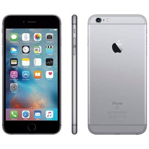 iphone 6 apple 16gb 4g desbloqueado original r 2 600 00