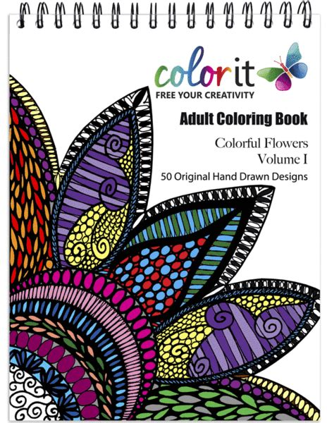 flowers the gates volume 1 books flower coloring book for adults colorful flowers vol 1