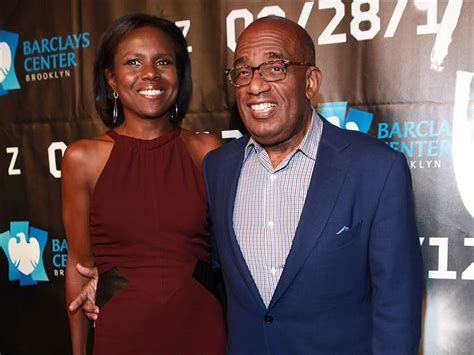 who is al rokers first wife al roker on his mixed weight marriage you feel judged
