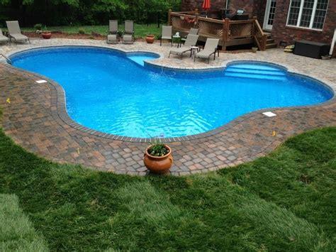 free form pool designs charlotte pool photos vinyl pool photos