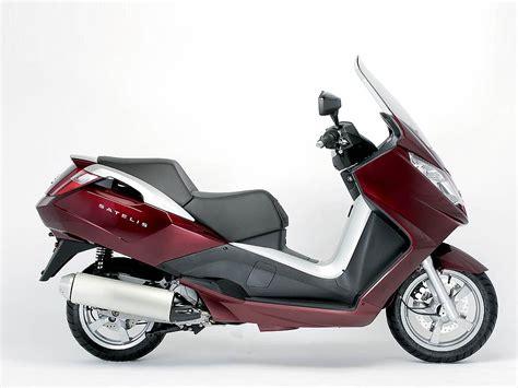 2007 peugeot satelis 125 executive moto zombdrive
