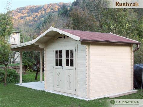 montaggio tettoia in legno casetta in legno 3x3 rustica