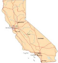 california in us map map of california california maps mapsof net