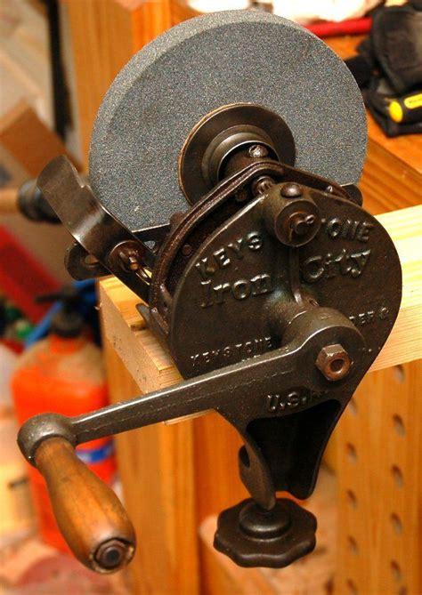 hand bench grinder 139 best hand crank tools hand tools antique tools