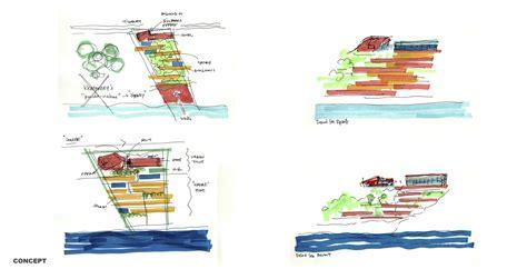 opera house design concept gallery of dead sea resort opera house accent design group 12