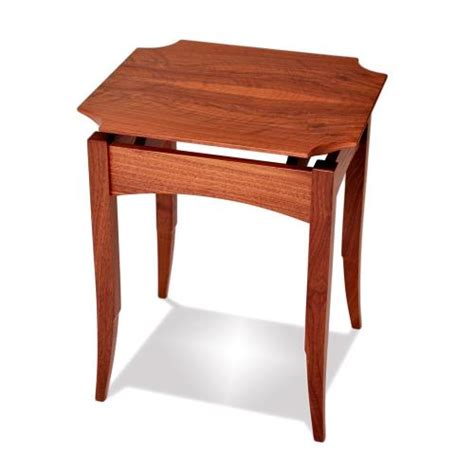 Floating Bedroom End Tables Studio Side Table With Floating Top Work