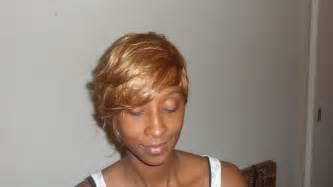 spiked hair styles with a 27 by dreamweaver blonde 27 piece quick weave xpress tutorial youtube