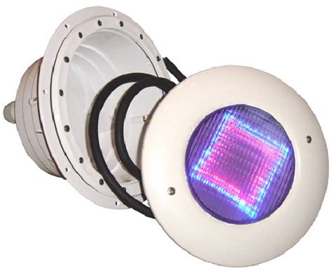 Replacing Pool Light by Swimming Pool And Spa Lighting Underwater Lights Led