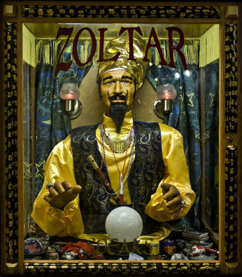 Zoltar A Novelty That Tells Your Fortune And Costs A Small Fortune by Zoltar Speaks Patwalton