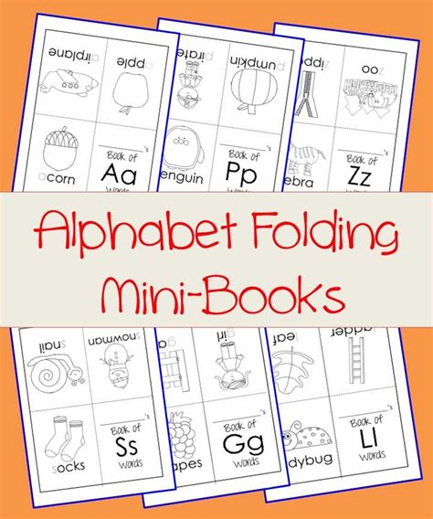 printable alphabet letters books alphabet books kid student and letter recognition