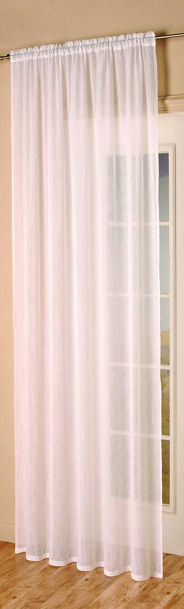 crushed voile curtains quartz white crushed voile panel 132cm net curtain 2