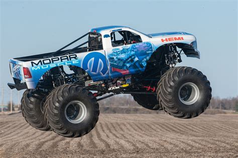 2014 monster jam trucks ram based mopar muscle coming to the 2014 monster truck