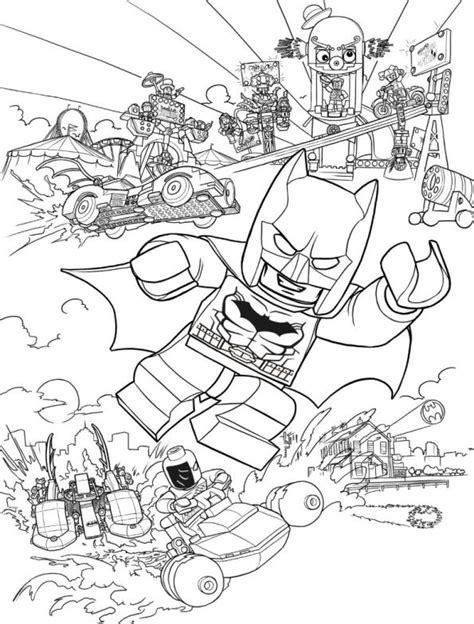 printable coloring pages lego batman coloring page lego batman movie batman action coloring