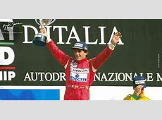 Ayrton Senna, McLaren and Honda: check out some stats of ... F1 Driver Numbers