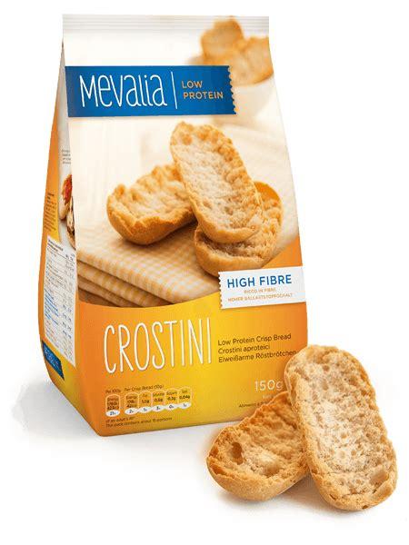 alimenti aproteici crostini mevalia prodotti aproteici