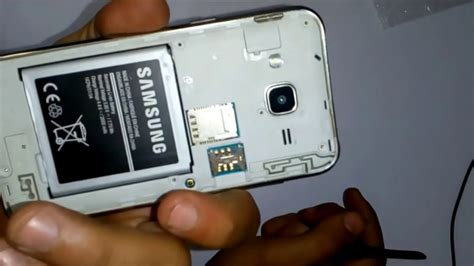 Baterai Hp Samsung Panas samsung j2 mic solution 100