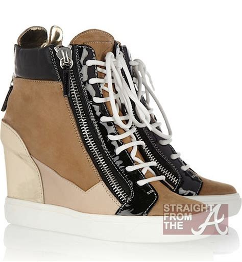 Fro Wedges Fashion Wedges Jepit Coklat or not hilson s wedge sneakers photos