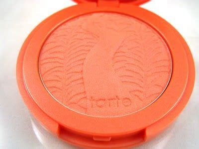 Product Review Tarte The Eraser by Tarte Amazonian Clay Wear Blush In Tipsy Reviews