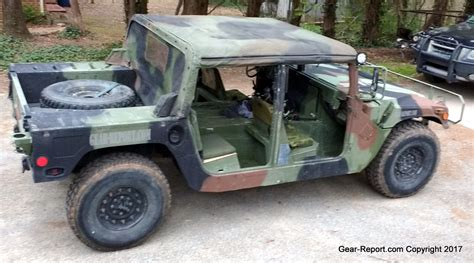 How To Install Light Bar Humvee Diy Upgrade How To Convert 2 Man Hmmwv To 4 Man Hmmwv