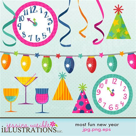 new year early years new year clipart 62