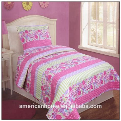 Quality Bedspreads Size Microfiber Filling Quilts Hotel Quality