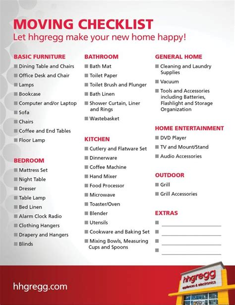 1000 ideas about new house checklist on new