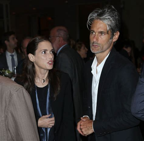 winona ryder and boyfriend sott mackinlay hahn at pen
