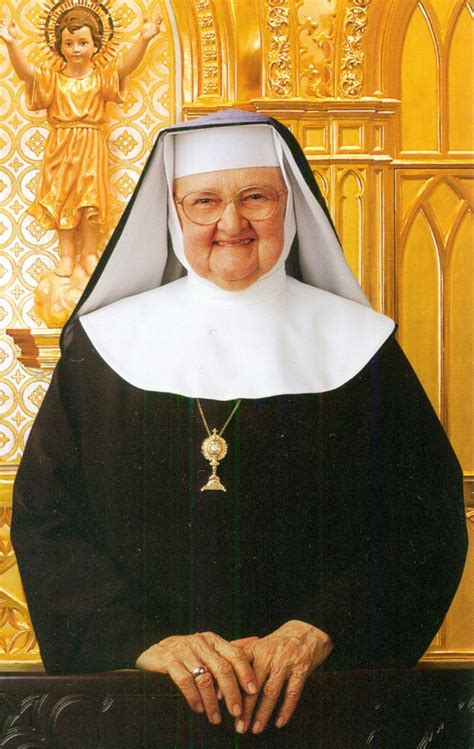 biography mother angelica quotes by mother angelica like success