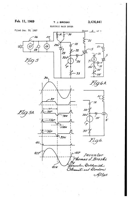 Diagram For Hair Dryer hair dryer wiring diagram 25 wiring diagram images