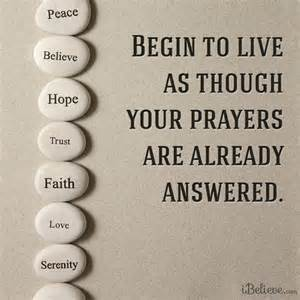 Salt And Light Lyrics Begin To Live As Though Your Prayers Are Already Answered