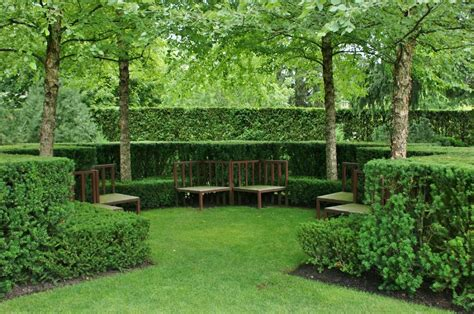 Orange Chair by Formal Garden For Fall Decorating Ideas Landscape