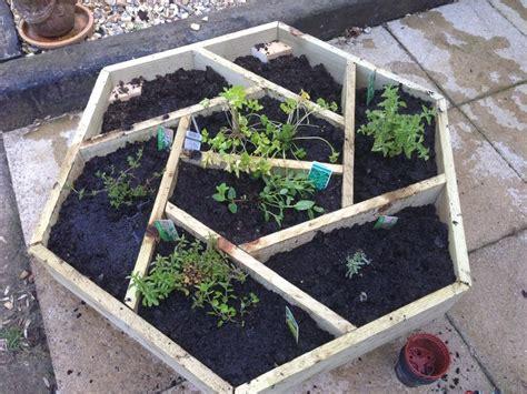 Herb Wheel Planter by Herb Wheel Planter Abode