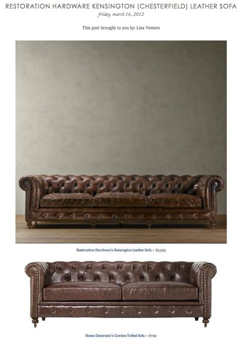 gordon chesterfield sofa pin by copycat chic on copycat chic finds pinterest