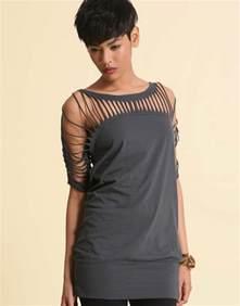 25 diy t shirt cutting ideas for girls hative