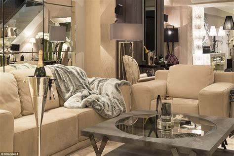designers reveal  decadent interiors  millionaires mansions daily mail