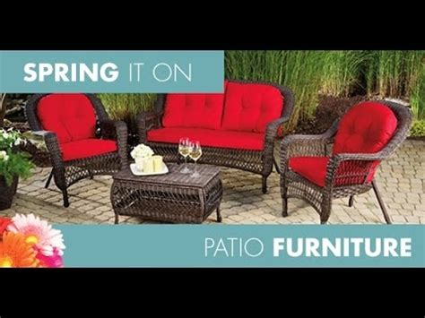 big lots patio set