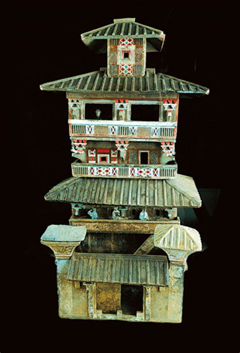 world architecture images qin han period