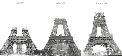 who designed the eiffel tower my favorite views france paris quot folded quot postcard of