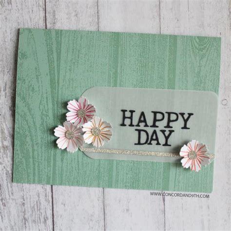 Happy Day Set concord 9th happy day st set hallmark scrapbook