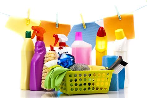 must household items list of harmful chemicals in household products