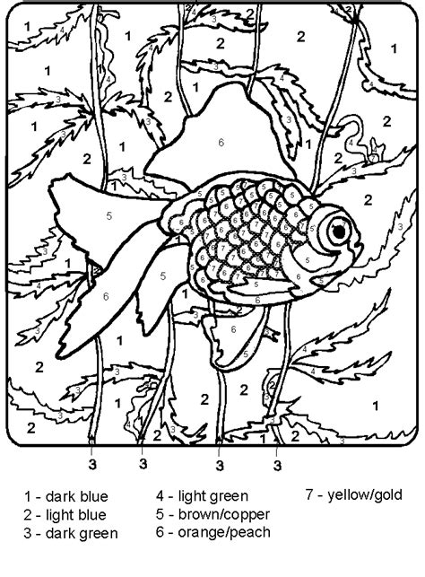 coloring pages by numbers for adults difficult color by numbers coloring pages coloring home