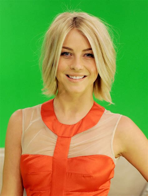 sace haven actress hairstyles more pics of julianne hough bob 8 of 13 short